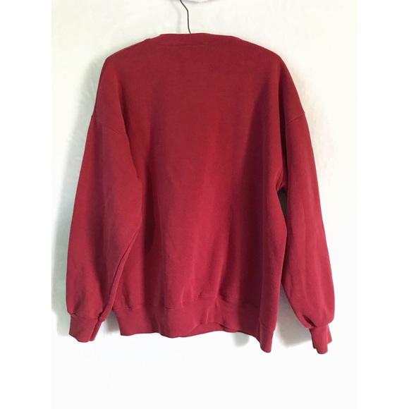 893fe5c4 Vintage 2001 NFL Washington Redskins Lee Sweater